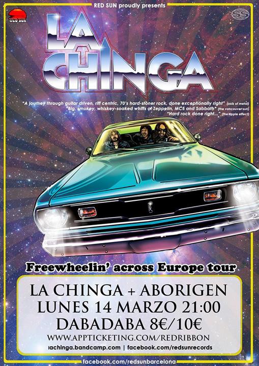 La Chinga + Aborigen cartel